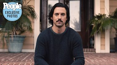 This Is Us ' Milo Ventimiglia to Give Opening Message for NFL's Steelers-Ravens Thanksgiving Game