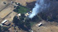 Petaluma fire prompts evacuation orders in Penngrove