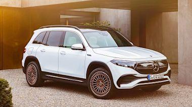 Mercedes-Benz「純電」車系成員三度追加 全新 EQB 正式亮相! - DCFever.com