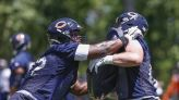 WATCH: Highlights from second day of Bears minicamp