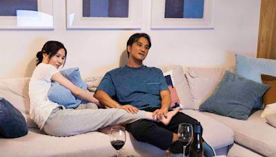 跟已婚學長談「開放式關係」 《四樓的天堂》謝盈萱、馬志翔覺得好舒服