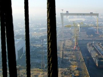 Titanic shipyard Harland and Wolff to file for insolvency