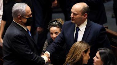 以色列在位最久總理下台! 「60票:59票」新聯合政府成功上任