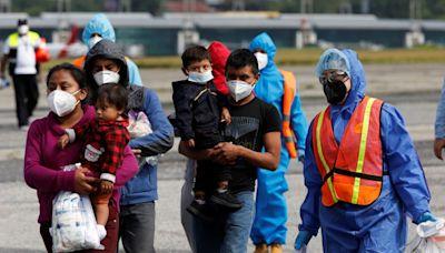 'Not the plan': Guatemalan migrants lament fast-track deportations
