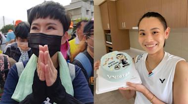 詹雅雯為東京奧運暫停直播 告白戴資穎喊「台灣加油」│TVBS新聞網