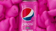 Pepsi teams up with Peeps to create limited-edition soda