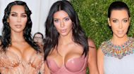 Kim Kardashian's Iconic Style Through the Years