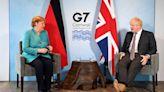 The Latest: Biden and Germany's Merkel meet 1-on=1 at summit