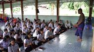 Myanmar lockdown: Karen minority defies school ban orders