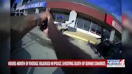Oklahoma police body cam video released in shooting of homeless, mentally ill Black man wielding knife