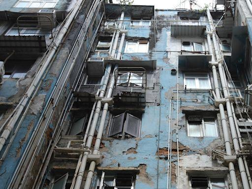 市建局今年內協助300幢舊樓維修公用排水系統 涉1億元資助