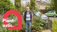 Green-fingered pensioner thrilled after plant shot to over 14ft