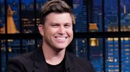 Colin Jost Reacts to Being a Jeopardy! Clue Twice