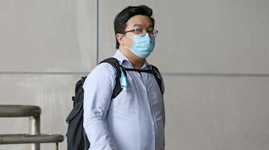 記者拾催淚彈殼被控 自辯稱用作家居裝飾 案件6月裁決 | 蘋果日報