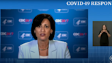 CDC mask guidelines under review as COVID numbers fall, cold season begins