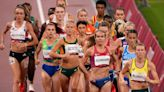 Maine Olympic runner Rachel Schneider finishes 17th overall in women's 5,000m race, misses appearance in finals