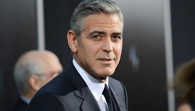 George Clooney blames Biden's falling poll numbers on Trump presidency