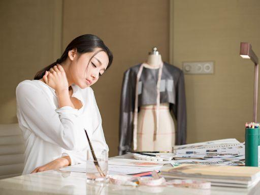 WFH更易坐姿不良?3招改善頸梗膊痛