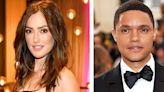 All About Minka Kelly, Trevor Noah's Ex-Girlfriend, Who Went to St. Barts With Him After Their Breakup