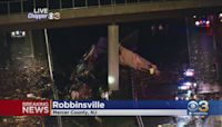 2 Killed When Tractor-Trailer Crashes On New Jersey Turnpike