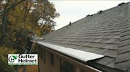 Care for your gutters with MR. FIX-IT and Gutter Helmet