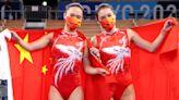 中國隊包辦奧運女子彈床冠亞軍 金牌數目增至17面