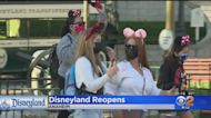 Disneyland Reopens For First Time In More Than 400 Days
