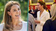 Kate Middleton Wows In White At Royal Event Celebrating Pandemic Photography Project