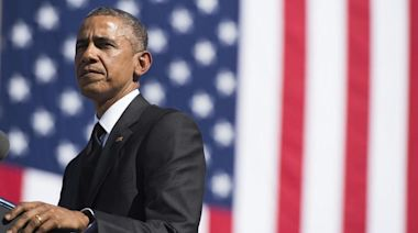 Read the words that will appear on the exterior of Obama's presidential library in Chicago