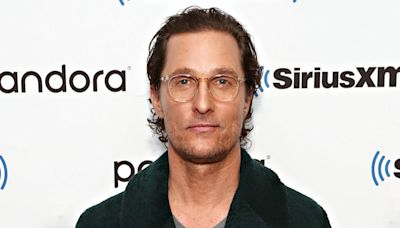 Matthew McConaughey says he almost abandoned acting to pursue a career as a high school football coach