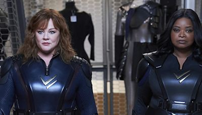 Review: Melissa McCarthy is better than 'Thunder Force.' It's time for her to realize it