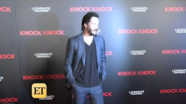 Keanu Reeves SURPRISES Fans While Filming 'Bill & Ted Face the Music'