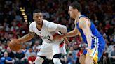 Blazers Star Throws Shade at Warriors' Guard Klay Thompson