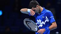 World No. 1 Djokovic stunned by Medvedev in straight sets