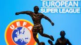 Soccer-Real, Barca, Juve denounce 'intolerable' pressure to abandon Super League