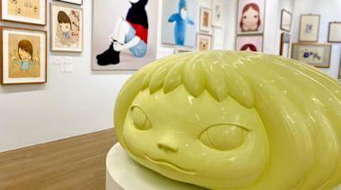 奈良美智〈無題〉拍出 1,140 萬,台灣首場線上藝術拍賣會,看到哪些機會及威脅?