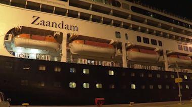 Coronavirus-Hit Cruise Ship, Zaandam, and Rotterdam, Sail Through Panama Canal En Route to Florida