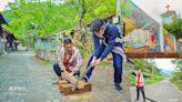 台中谷關一日獵人!到訪原住民部落,體驗泰雅文化闖關遊戲~
