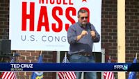 Ted Cruz stops in Iowa to assist GOP efforts to take back House, Senate