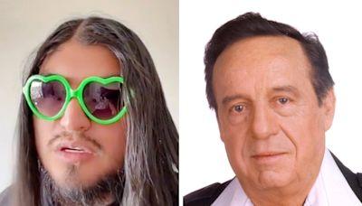 Comediante desata fuerte polémica en México por lanzar críticas contra Chespirito