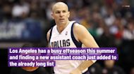 Report: Lakers scout, coach Greg St. Jean joining Jason Kidd's staff with Mavericks