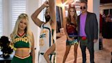 Photos: DJ-Paulina, Brooks-Sims dress up for Halloween bash