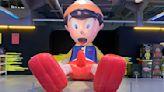 超大小木偶免費拍!設計公仔扭蛋玩具展
