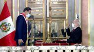 Peru president reshuffles cabinet as COVID-19 takes its toll