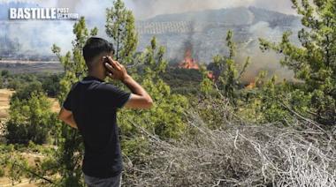 土耳其山火增至6死近570傷 度假區大批旅客疏散 | 大視野