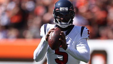 Report: Tyrod Taylor could miss four weeks with hamstring injury