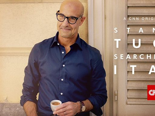 'Stanley Tucci: Searching For Italy' Tops Oprah's Harry & Meghan Interview, David Letterman To Win Emmy For Hosted Nonfiction...