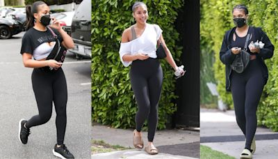 Lori Harvey can't get enough of these $98 celeb-approved Lululemon leggings