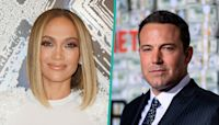 Jennifer Lopez & Ben Affleck Get Cozy At Her Lavish 52nd Birthday Party In France