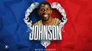 NBA 75th Anniversary Team: Magic Johnson